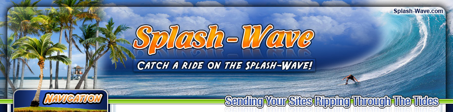 Website Traffic From Splash-Wave